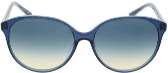 Oliver Peoples Blue Brooktree Sunglasses