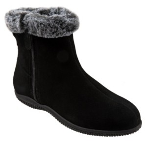 SoftWalk Helena Booties Women's Shoes