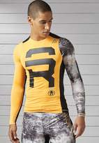 Reebok Spartan Race Long Sleeved Top Fire Spark
