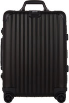 "Rimowa Men's Topas Stealth 22"" Cabin Multiwheel® IATA Trolley-BLACK"