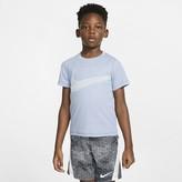 Nike Little Kids' Short-Sleeve T-Shirt Dri-FIT