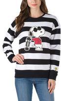 Vans x Peanuts Joe Cool Crew Sweatshirt