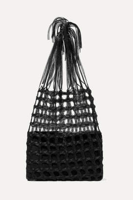 Mehry Mu - Fey Woven Tote - Black