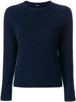 Joseph crewneck knit jumper