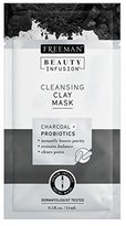 Freeman Beauty Infusion Mask Cleansing Clay Pack (6 Pieces) Dspl
