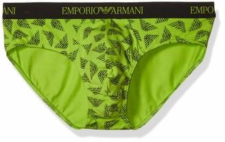 Emporio Armani Men's All Over Eagle Brief