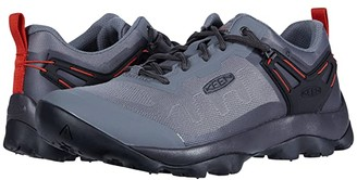 Keen Venture Vent (Steel Grey/Burnt Ochre) Men's Shoes