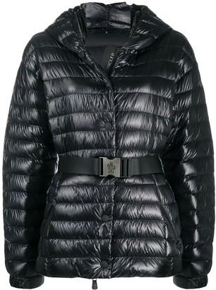 MONCLER GRENOBLE Belted-Waist Padded Jacket