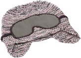 Peppercorn Kids Goggle Beanie - Pink-XL (6-8+ Years)