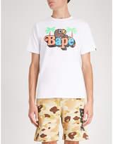 A Bathing Ape Milo Summer cotton-jersey T-shirt