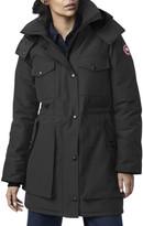 Canada Goose Gabriola Hooded Parka Coat w/ Reflective Back
