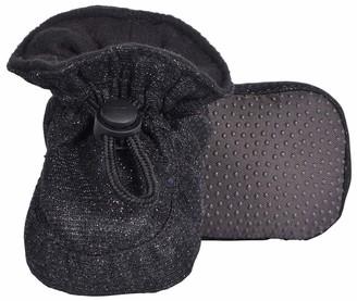 Melton Baby Girls Booties Krabbelschuhe Slippers