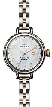 Shinola The Birdy Watch, 34mm