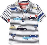 Joules Little Boys 2-6 Herbie Striped Polo Shirt