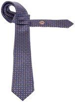 Ermenegildo Zegna Tie Silk Z8a06 1l7 C