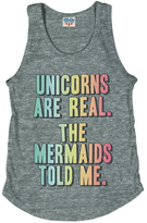 Junk Food Clothing Unicorns Are Real Tee