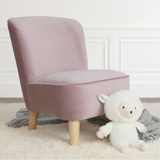Karla Dubois Juni Ultra Comfort Kids Chair Color: Almond