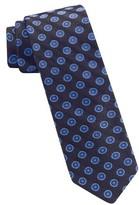 Ted Baker Men's Button Dots Silk Skinny Tie