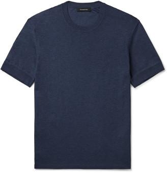 Ermenegildo Zegna Cotton-Jersey T-Shirt