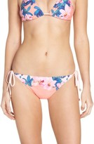 Ted Baker Women's Orchid Wonderland Side Tie Bikini Bottoms