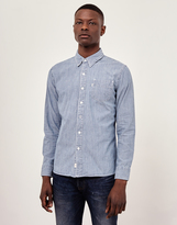 Levi's Sunset 1 Pocket Shirt Light Blue Chambray