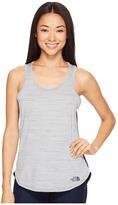 The North Face Motivation Stripe Tank Top ) Women's Sleeveless