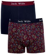 Jack Wills Chetwood Paisley Print Boxer Short Set
