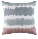 BCBGeneration Tie Dye Stripe Pillow