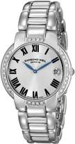 Raymond Weil Women's 5235-STS-01659 Analog Display Swiss Quartz Watch