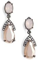 Jenny Packham Women's Double Drop Earrings