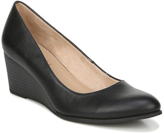 Soul Naturalizer Glimmer Wedge Pump - Wide Width Available