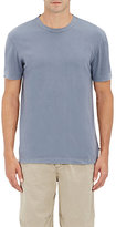 James Perse Men's Cotton Jersey Crewneck T-Shirt-BLUE