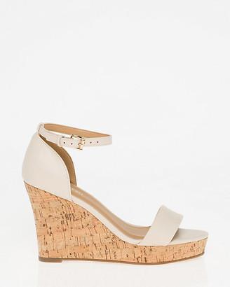 Le Château Ankle Strap Wedge Sandal