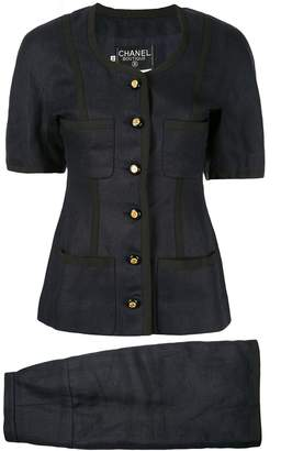 Chanel Pre-Owned two-piece suit