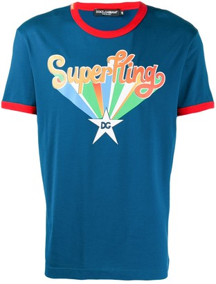 Dolce & Gabbana 'Superfling' T-shirt