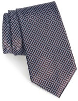 Nordstrom Men's Micro Grid Silk Tie