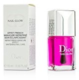 Christian Dior Nail Glow French Manicure Effect Whitening Nail Care, 0.33 Ounce