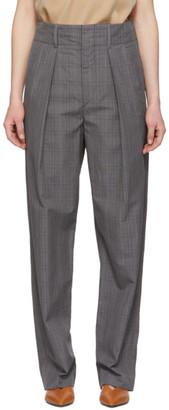 Etoile Isabel Marant Grey Nura Trousers
