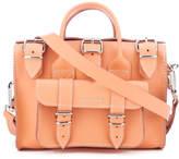 Grafea Women's Baby Luna Leather Shoulder Bag Peach