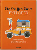 Taschen New York Times Explorer Mountains, Deserts and Plains