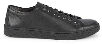 John Varvatos Star Leather Sneakers