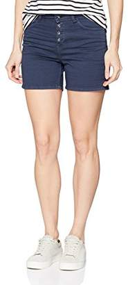Tom Tailor Women's Cajsa Woven Shorts,10 (Size: Small)