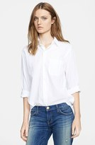 Current/Elliott Women's 'The Prep School' Shirt