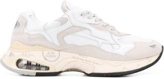 Premiata Panelled Sneakers