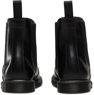 Dr. Martens Flora Ankle Boots - Black