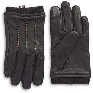 Tommy Hilfiger Pop Colour Fleece-lined Touchscreen Gloves