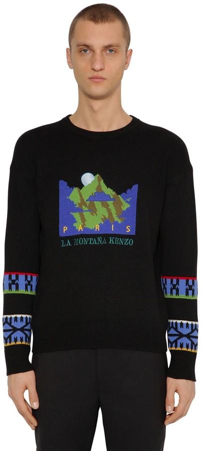 ee4678f6 Kenzo Men's Sweaters - ShopStyle