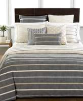 Hotel Collection Modern Colonnade Pair of European Shams