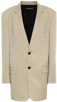 Kwaidan Editions Wool-blend blazer