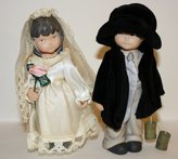 Kim Anderson 2001 Two Hearts, One Love Limited Edition 864498 Wedding Anniversary